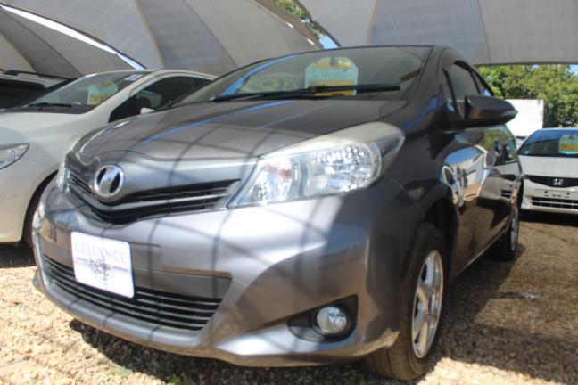 Toyota Vitz in