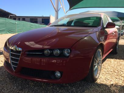 Used Alfa Romeo 159 in