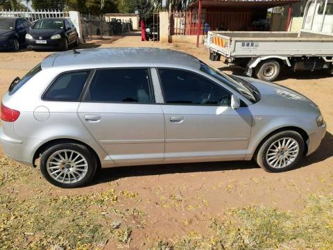 Used Audi A3 in