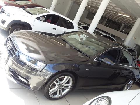 Used Audi A4 in