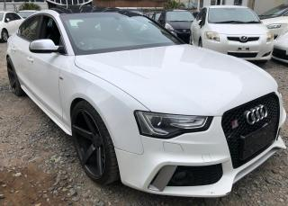 Used Audi A5 in