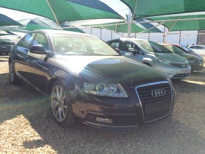 Used Audi A6 in