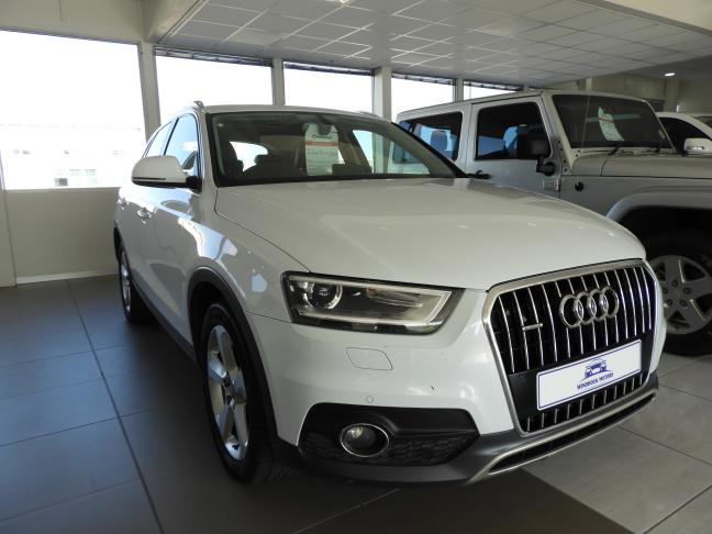 Used Audi Q3 in