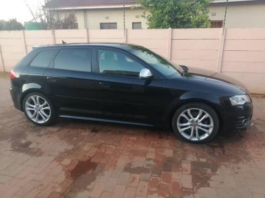 Used Audi S3 in