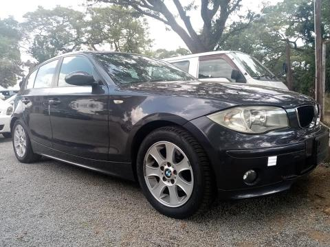 Used BMW 1 Series F20/F21 in