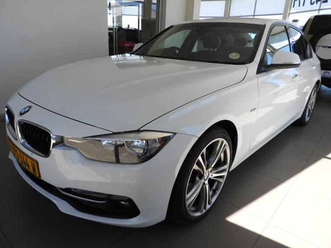 Used BMW 320d Sportline in