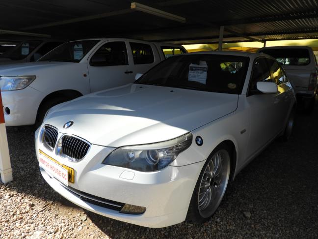 Used BMW 523i in
