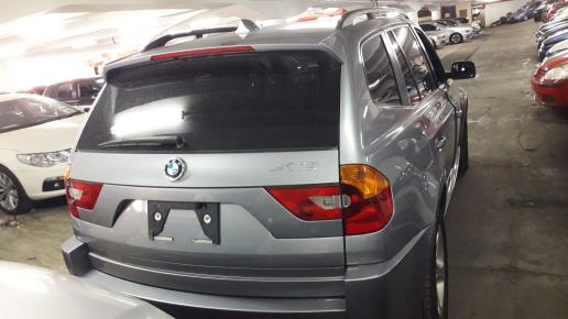 Used BMW X3 in