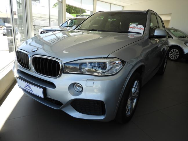 Used BMW X5 M-Sport in