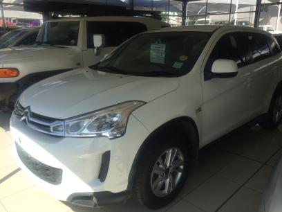Used Citroen C4 AirCross in