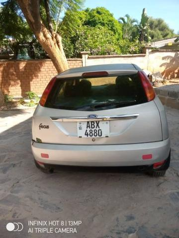 Used Ford Focus in