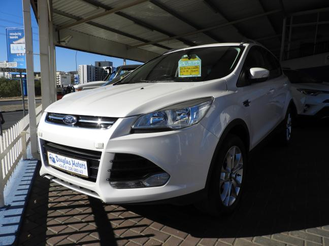 Used Ford Kuga in