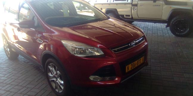 Used Ford Kuga Trend in