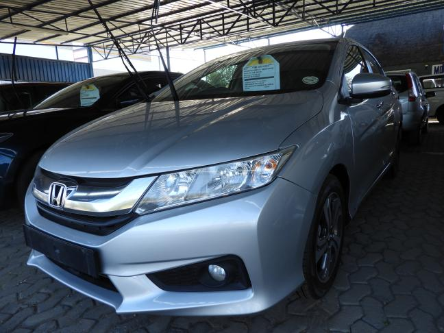 Used Honda Ballade in
