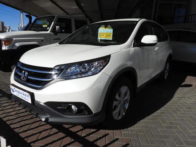 Used Honda CR-V in
