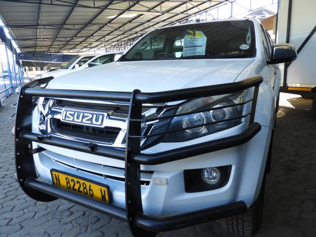 Used Isuzu KB DTEQ in