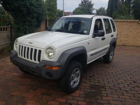 Used Jeep Cherokee in