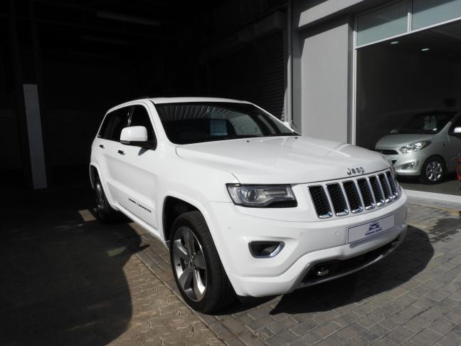 Used Jeep Grand Cherokee in