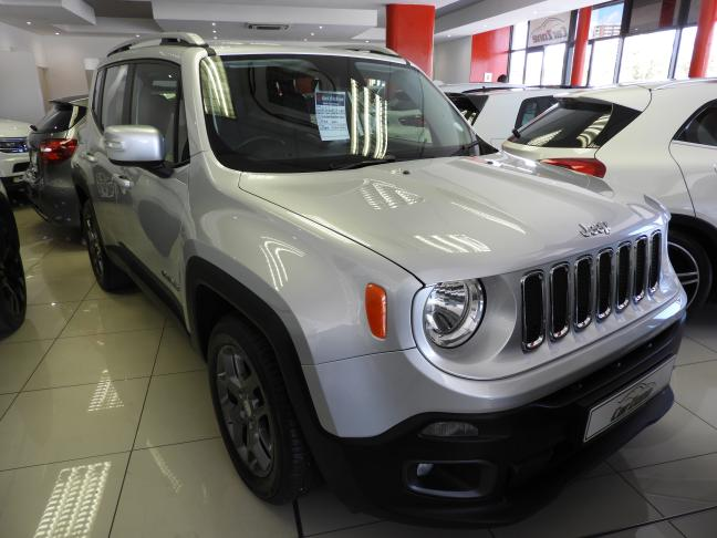 Used Jeep Renegade in