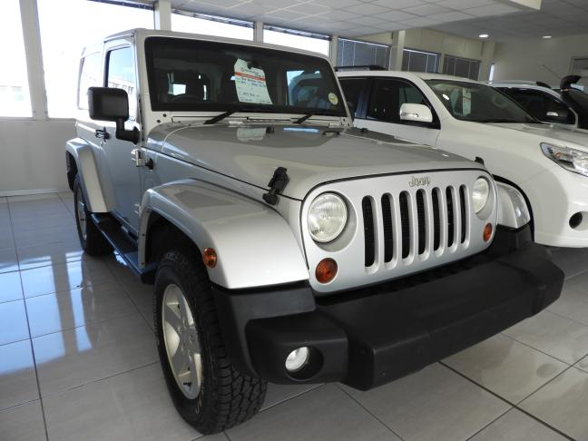 Used Jeep Wrangler in