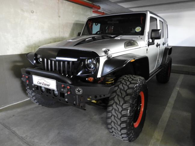 Used Jeep Wrangler Unlimited in