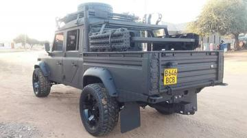 Used Land Rover Defender in
