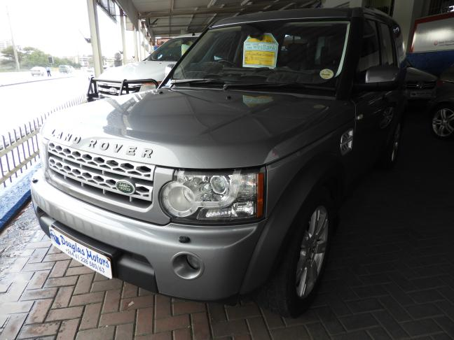 Used Land Rover Discovery 4 in