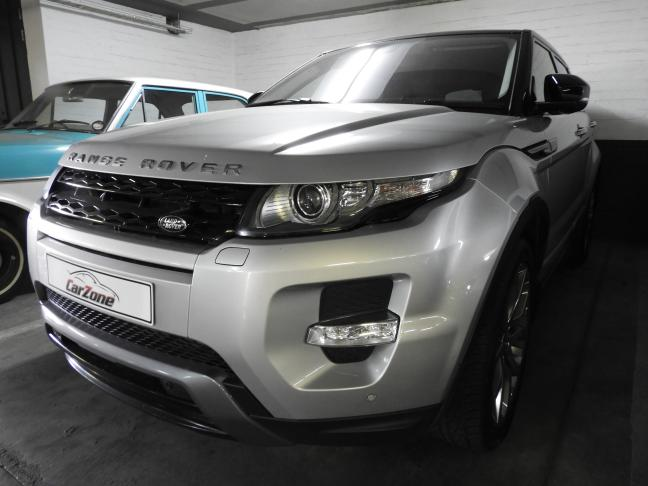 Used Land Rover Range Rover Evoque in