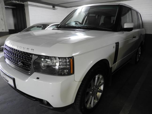 Used Land Rover Range Rover Vogue SE V8 in