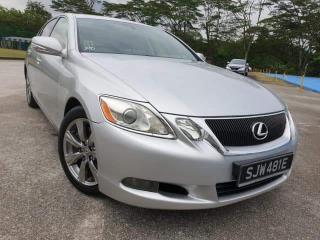 Used Lexus GS 3 in