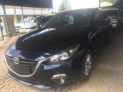 Used Mazda 3 in