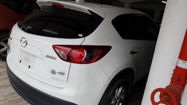 Used Mazda CX-5 in