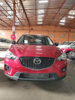 Used Mazda CX-5 in