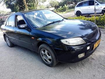 Used Mazda Familia in