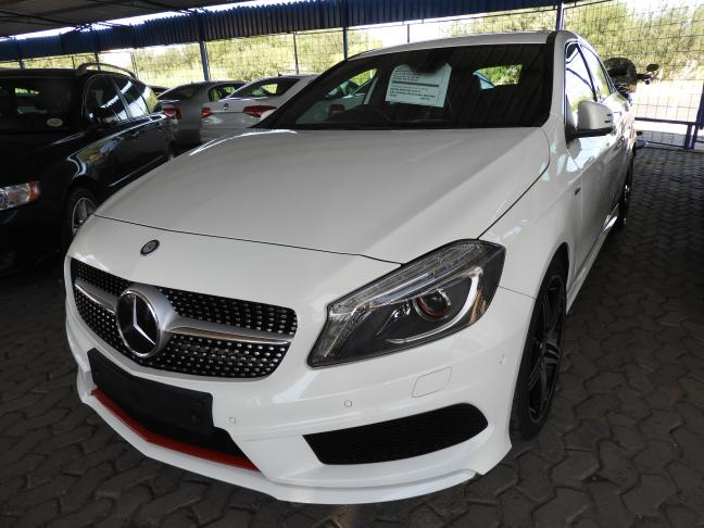 Used Mercedes-Benz A-250 in