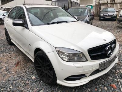 Used Mercedes-Benz C180 in