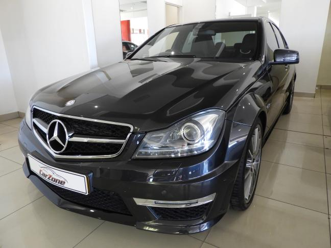 Used Mercedes-Benz C63 AMG in