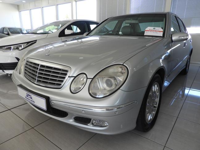 Used Mercedes-Benz E-320 CDI in