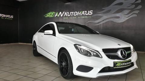 Used Mercedes-Benz E-Class in