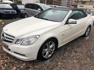 Used Mercedes-Benz E-Class in