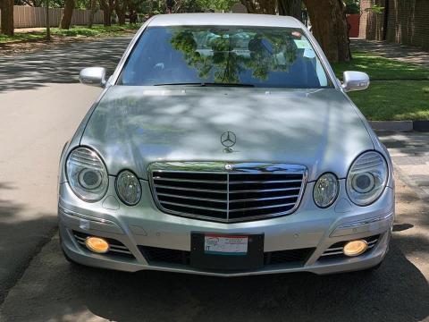 Used Mercedes-Benz E-Class W212/S212/C207/A207 in