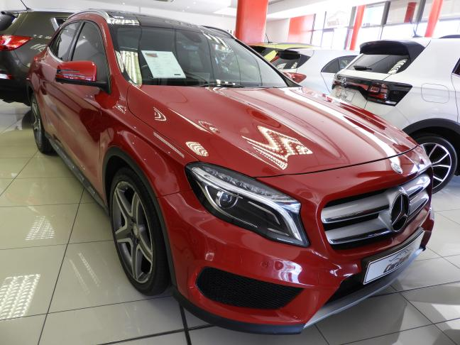 Used Mercedes-Benz GLA-250 4-Matic AMG in