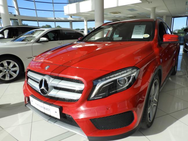 Used Mercedes-Benz GLA-klasse AMG in