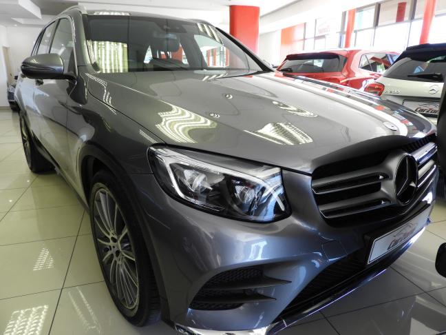 Used Mercedes-Benz GLC250 in