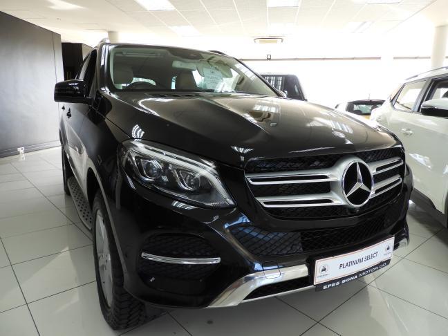 Used Mercedes-Benz GLE 500 V8 in