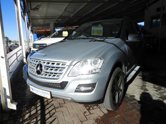 Used Mercedes-Benz ML350 in