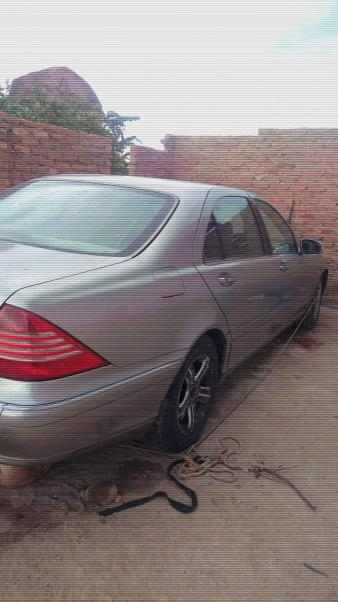 Used Mercedes-Benz S-Class W220 in