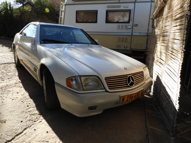 Used Mercedes-Benz SL500 in