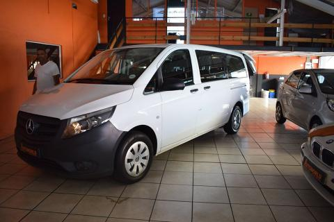 Used Mercedes-Benz Vito in