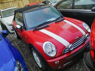 Used Mini Cooper in